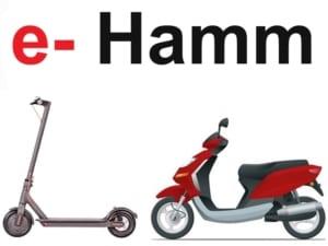 e-Scooter kaufen oder mieten in Hamm