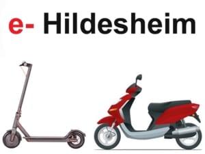 e-Scooter kaufen oder mieten in Hildesheim