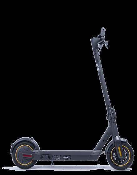 Ninebot Segway mie-Scooter mit Straßenzulassung