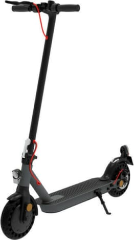 technostar tes 200 e-rich e-scooter