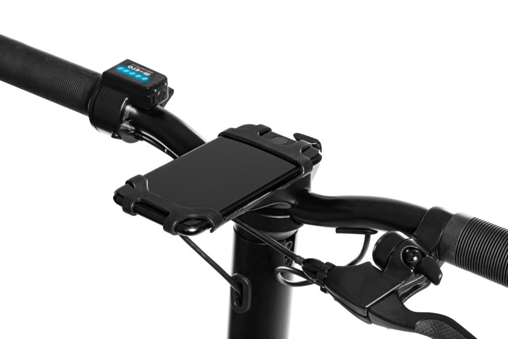 emicro m1 handyhalterung escooter