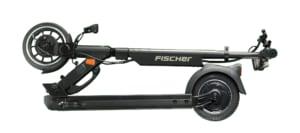 Fischer ioco 1.0 klappbar escooter