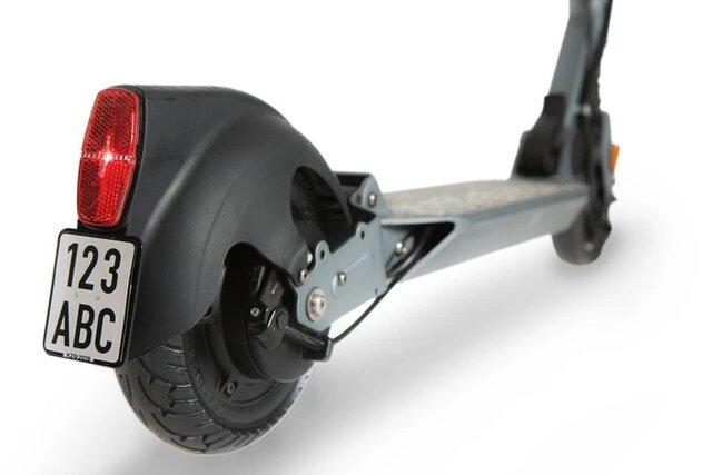 THE-URBAN brln hinterrad escooter
