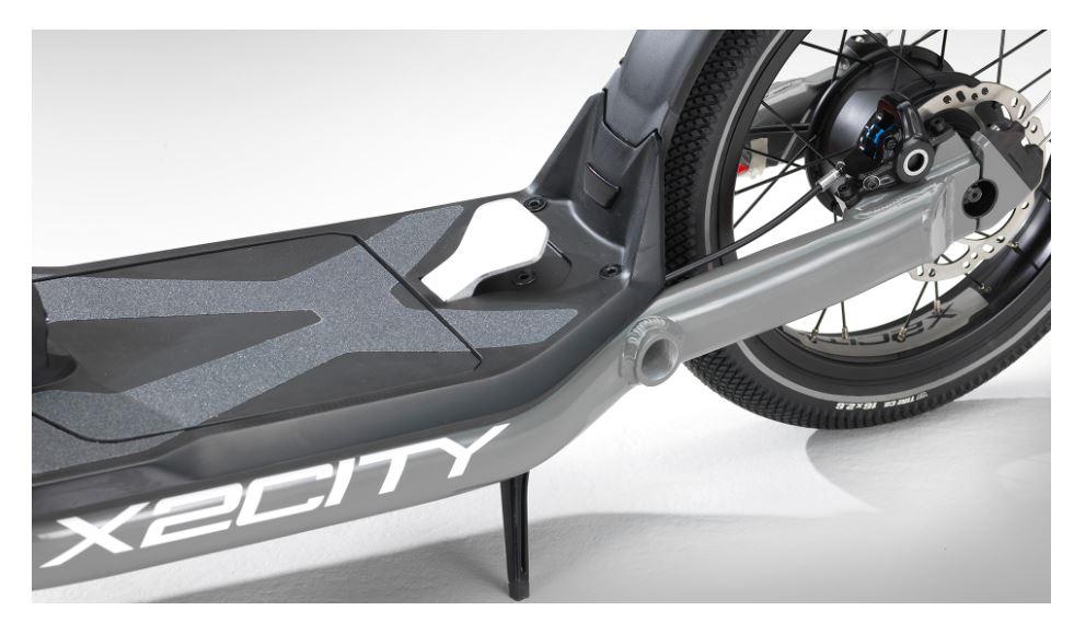 bmw city motor escooter