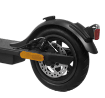 cityblitz escooter moover x hinterrad bremse