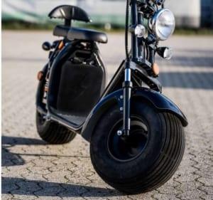 e-scooter-chopper-x7 futura eroller vorderrad