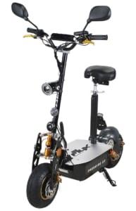 eflux freeride x2 escooter