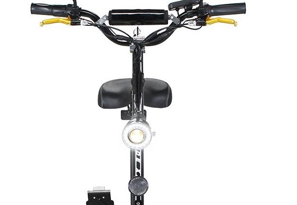 eflux freeride escooter licht