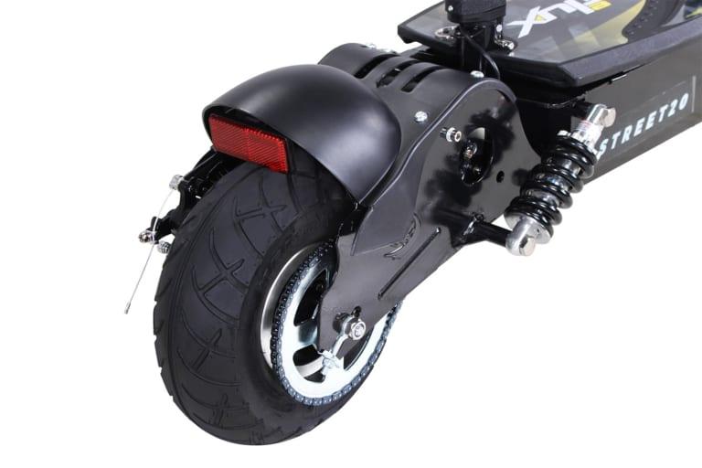 eflux street 20 motor escooter