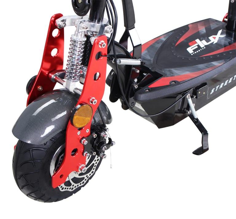 eflux street 40 vorderrad escooter