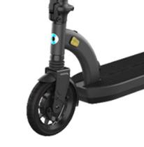 emicro m2 escooter vorderrad