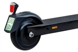 escooter street one maginon hinterrad