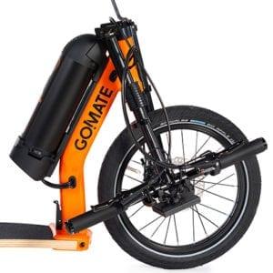 gomate faltbar escooter