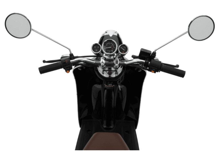 nova motors retrostar eroller tacho