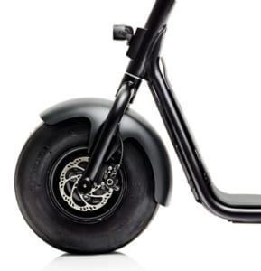 scrooser escooter bremse