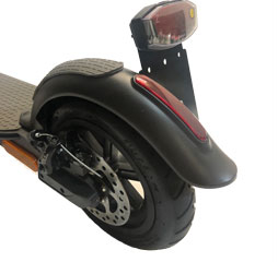 sparrowlegal escooter motor rücklicht