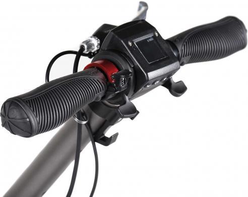 sxt light plus lenker escooter