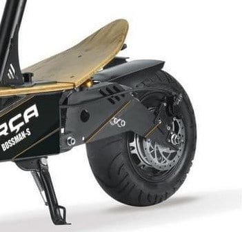 Forca Bossman S-II hinterrad motor