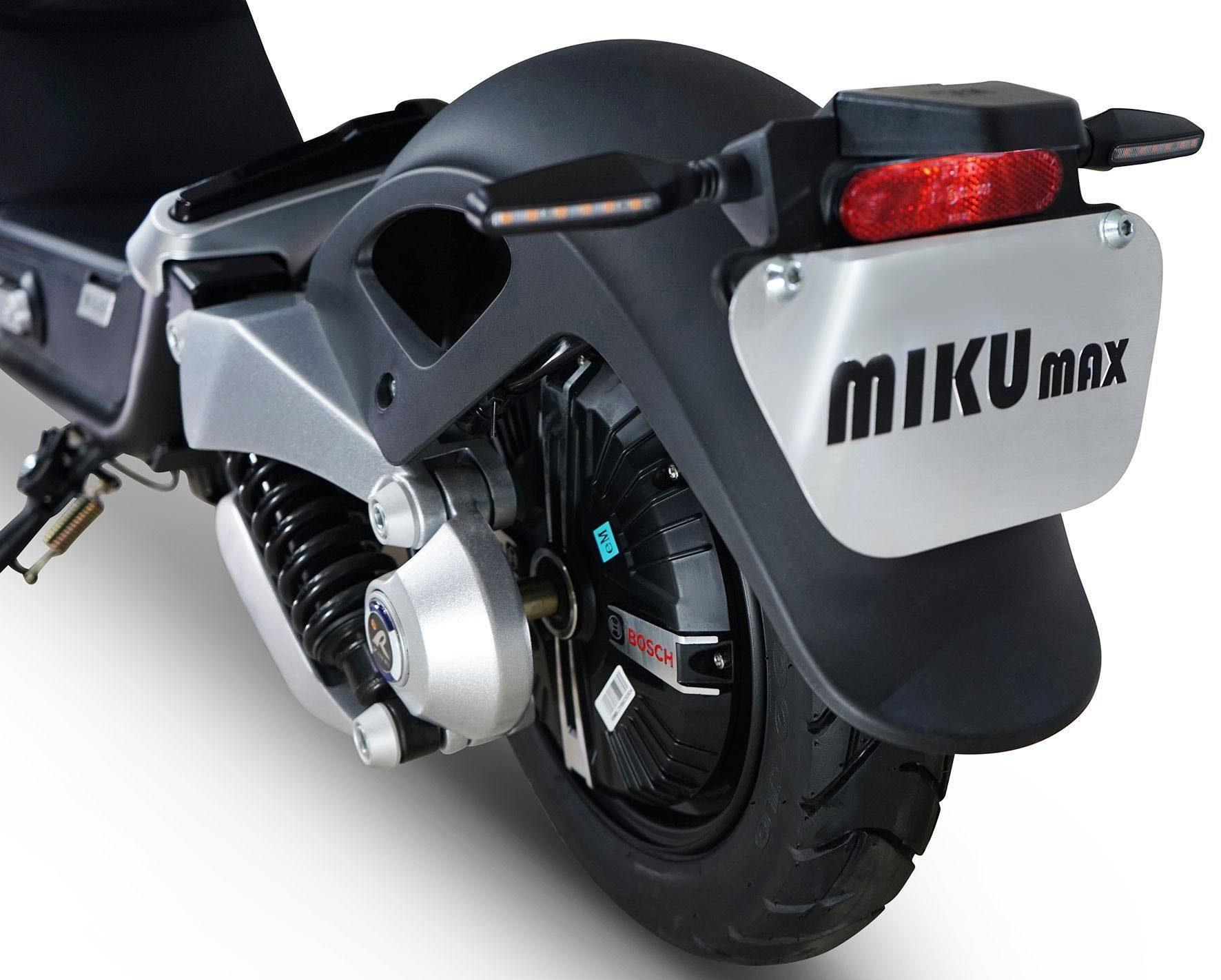 Miku Max hinterrad motor