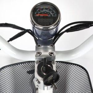 Rolektro Eco-Fun 20 V.2 SE tacho
