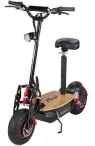 eflux freeride pro escooter