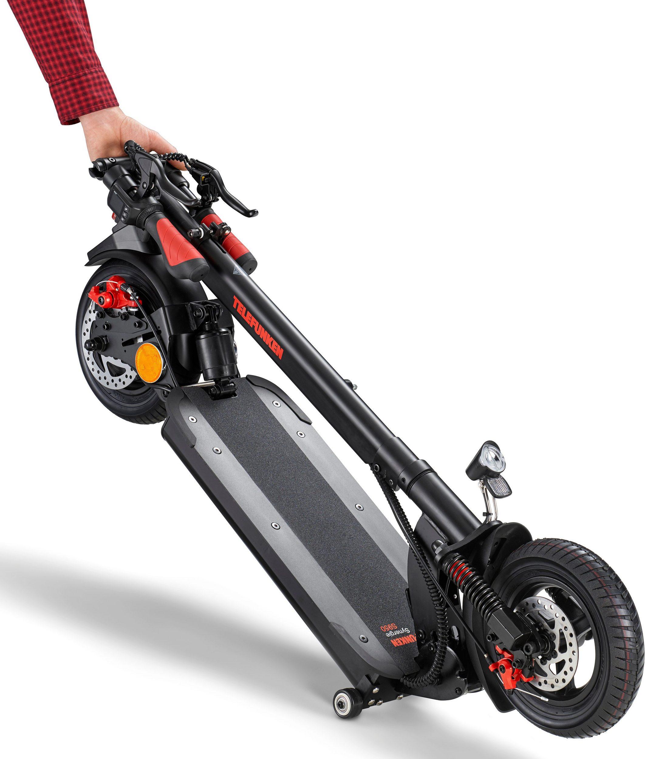 Telefunken Synergie S950 faltbar escooter