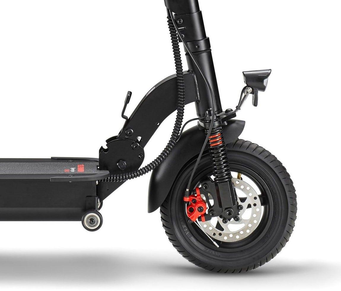 Telefunken Synergie S950 vorderrad räder escooter