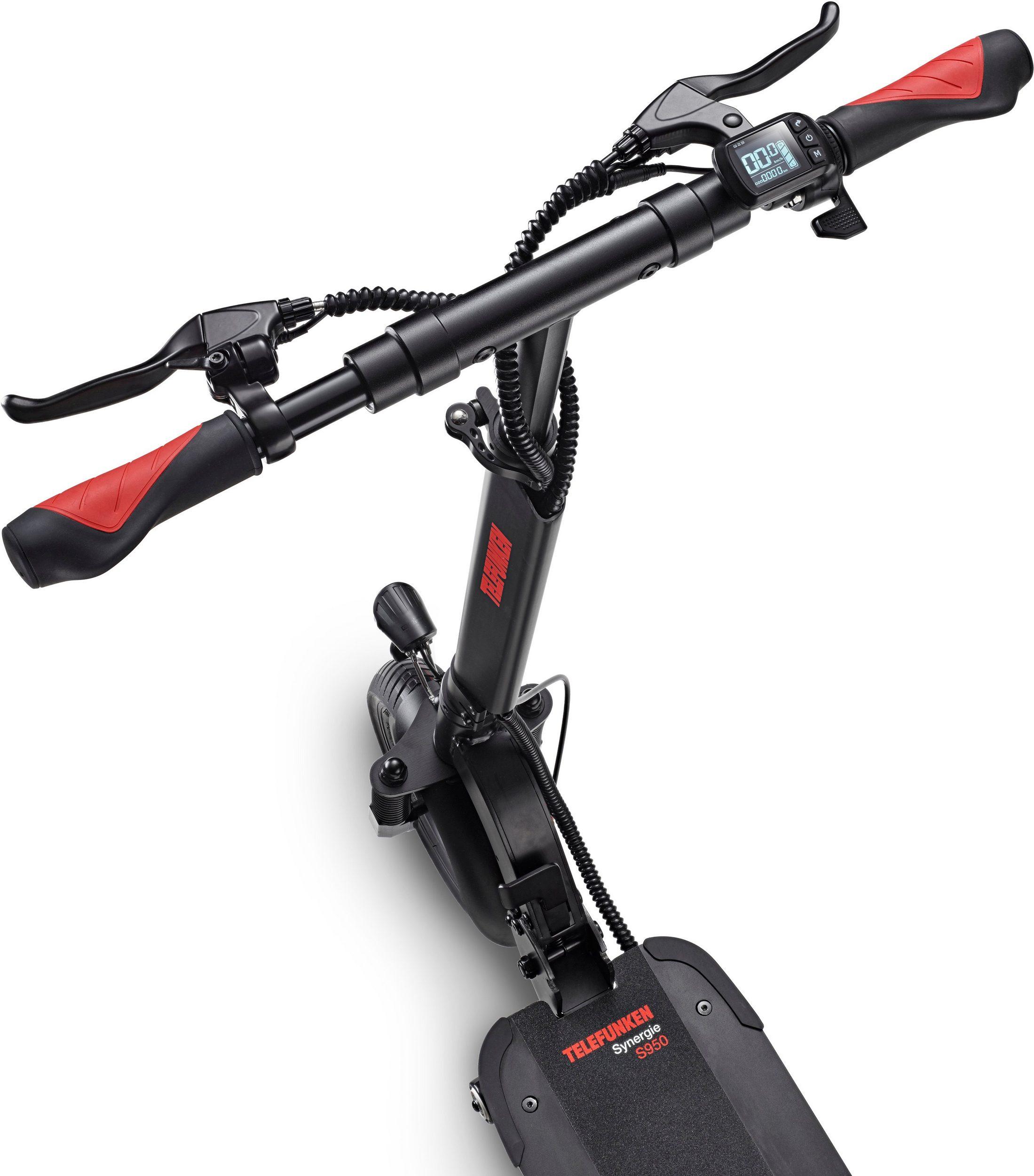 Telefunken Synergie S950 Lenker escooter