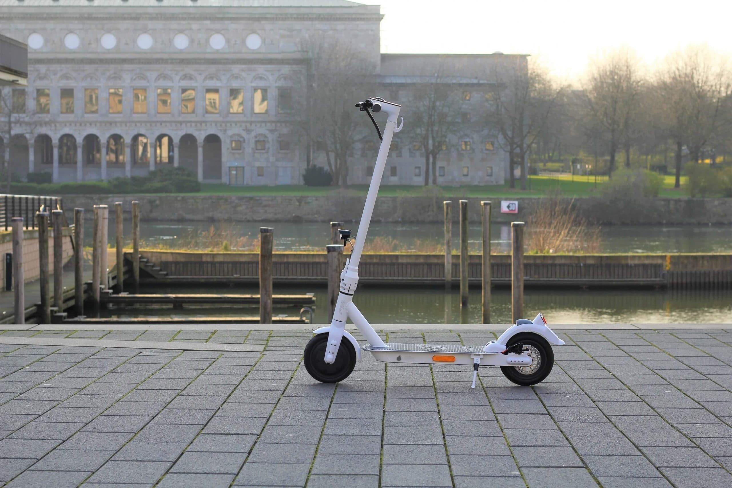 Trittbrett Emma escooter