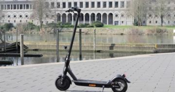 Trittbrett Kalle escooter
