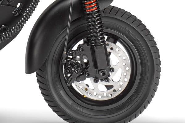 Blu:s Stalker XT950 vorderrad escooter