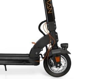 e-scooter-driveman-city vorderrad