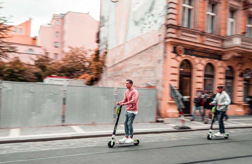 E-Scooter Berlin Helmpflicht