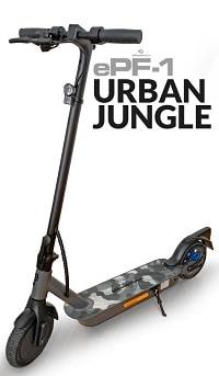 ePowerFun ePF-1 Urban Jungle