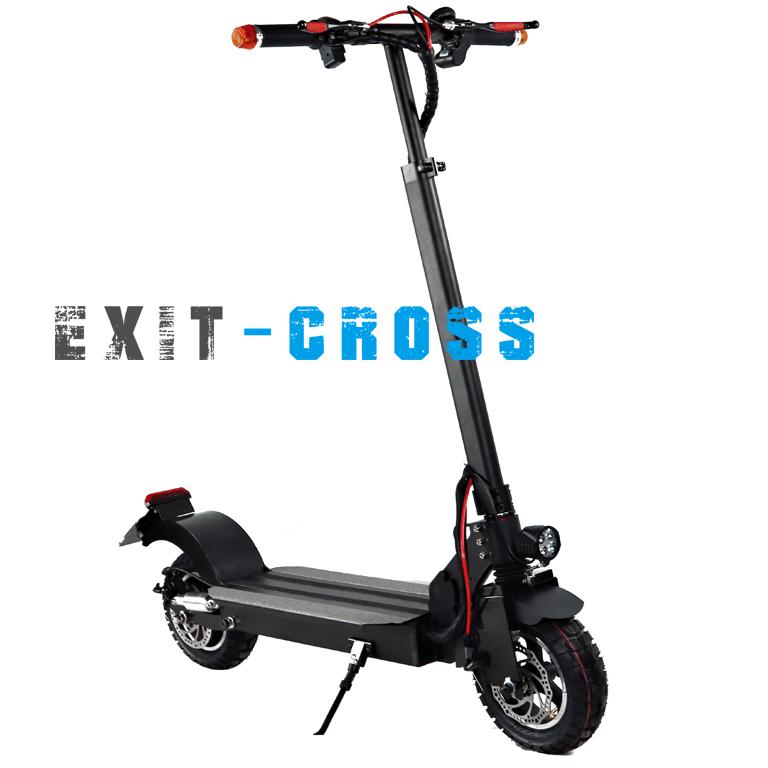 IO Hawk Exit-Cross