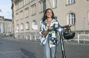 myTier Helm für E-Scooter