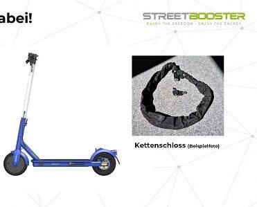 Streetbooster Zubezhör und Ersatzteile