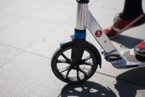 große e-Scooter Reifen