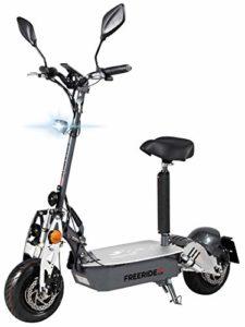 b ware escooter freeride eflux