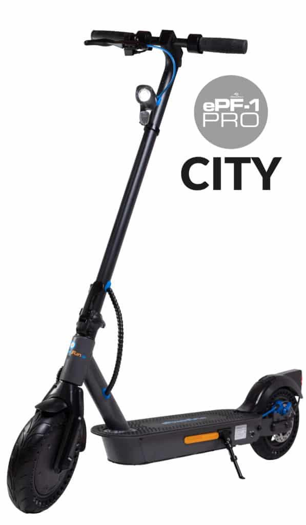 epowerfun epf-1 pro city