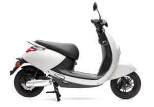 nova motors s3 li bremsen, reifen und sitz