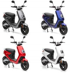 nova motors s4 li in rot, blau, grau, weiß