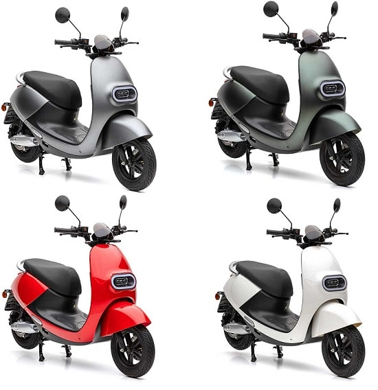 s3 li nova motors rot, weiß, grau, mattgrün