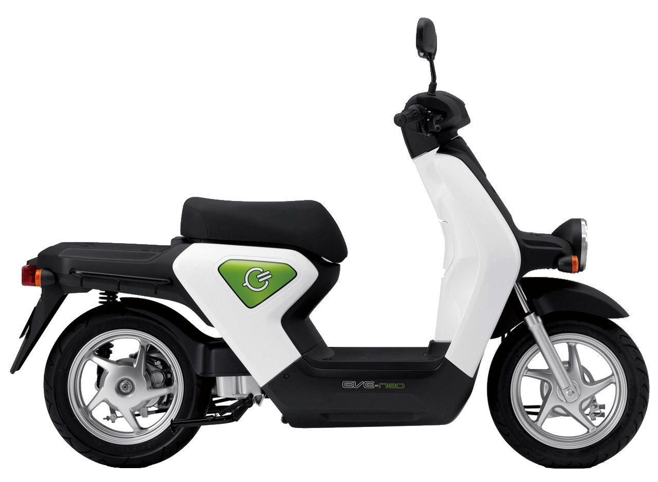Honda Elektroroller EV-neo