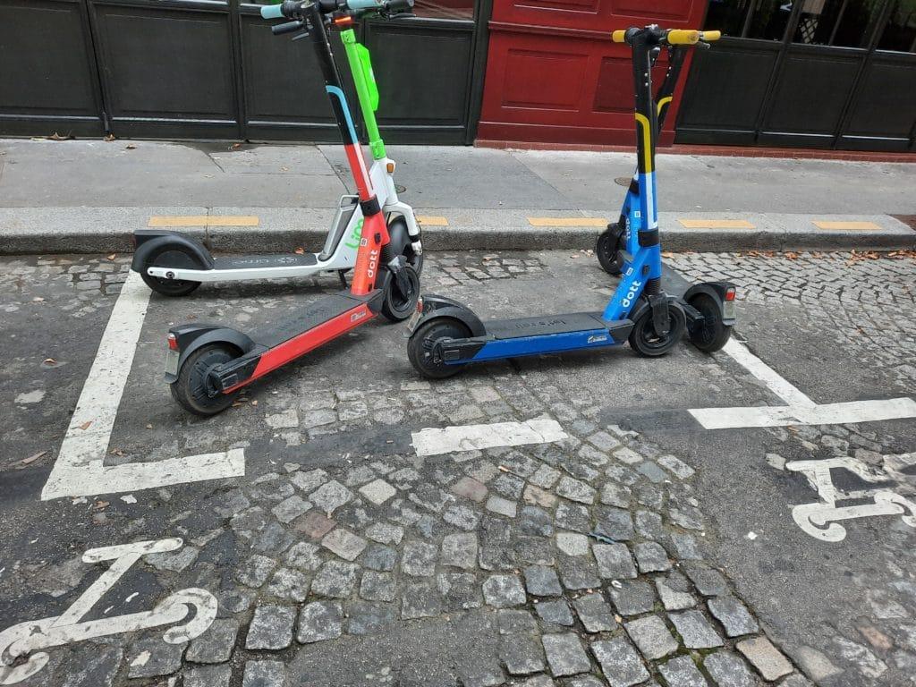 e Scooter Parkzone
