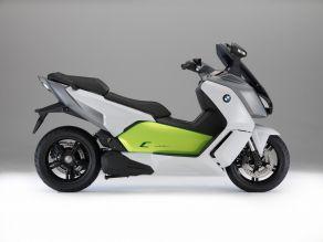 @ BMW C Evolution e-Roller