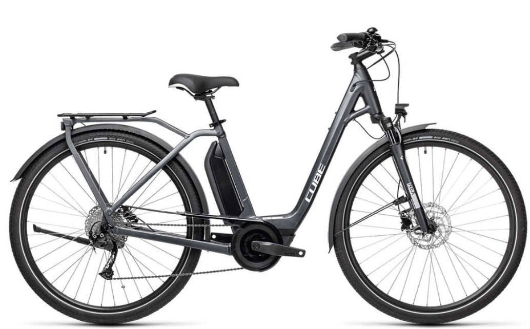 Cube Town Sport Hybrid ONE 500 Wave
