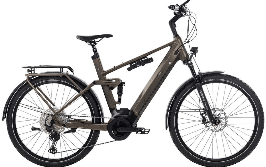 E-Bike Manufaktur TX22 Cross 2021