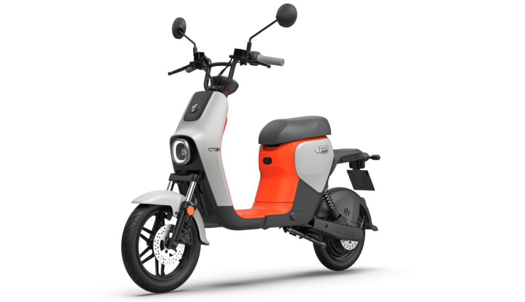 e moped von segway