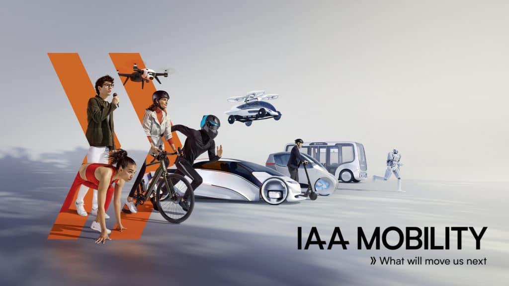 IAA Mobility Messe München